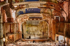 Abandoned-Theater